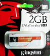 Kingtons DataTraveler DT101 2GB