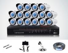 Bộ 16 Camera quan sát 1200 DPI