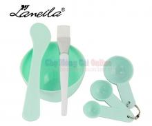 Bộ dụng cụ trộn đắp mặt nạ Laneila