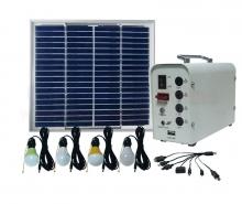 Hệ thống đèn năng lượng mặt trời mini TC326-04