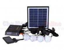 Hệ thống Pin năng lượng mặt trời mini T2-FD009-4