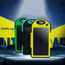 Pin sạc dự phòng năng lượng mặt trời PWB-MT5-5000mAh