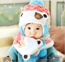 Mũ len cho bé cao cấp ME009