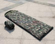Túi ngủ dã ngoại kiểu quân nhân