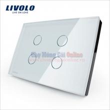 Công tắc cảm ứng Livolo VL-C804-11