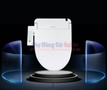 Nắp bàn cầu vệ sinh cảm ứng thông minh TB008