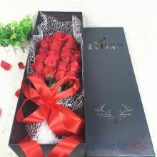 Hoa hồng sáp hộp 33 bông HQ019