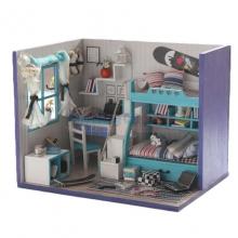 Mô hình nhà DIY - My blue dream