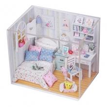 Mô hình nhà DIY - Dollhouse cute