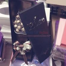 Hộp hoa kẹo socola HQ028