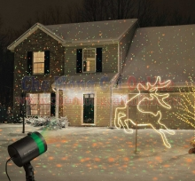 Đèn trang trí Laser star shower