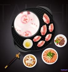 Bếp lẩu nướng 2 trong 1 JK3201