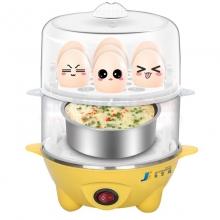 Máy hấp trứng đa năng 2 tầng tiện dụng