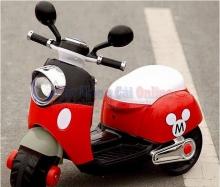 Xe máy điện Vespa cho trẻ