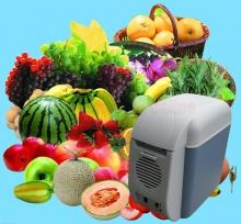 Tủ lạnh di động mini đa dụng 7.5L